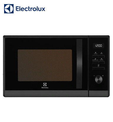 Picture of Electrolux 30L Microwave Oven, Semi-Digital, 1000W, Black EMM30D510EB