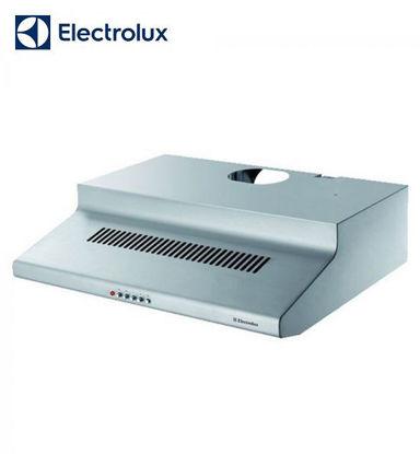 Picture of Electrolux 60 cm Slimline Hood, Dual Motor, Stainless Steel EFT6510X