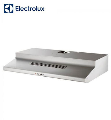 Picture of Electrolux 90 cm Slimline Hood, Dual Motor, Stainless Steel EFT9510X