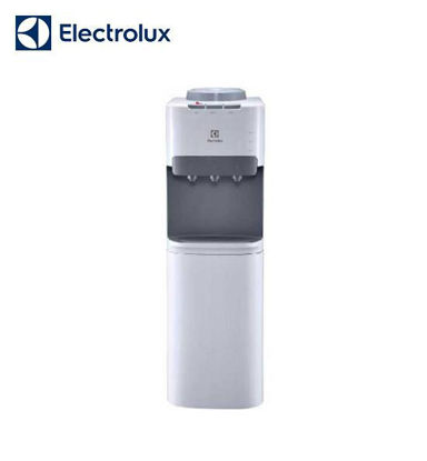 Picture of Electrolux Top Loading Water Dispenser with Cabinet, White EQACF01TXWP