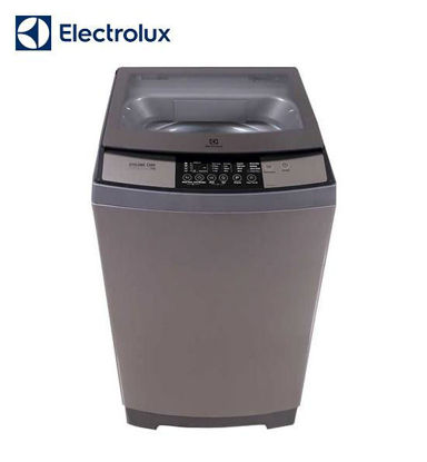 Picture of Electrolux 12 kg. Cyclonic Care Top Load Washer, Pulsator with Inverter, Silver EWT125WD