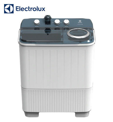 Picture of Electrolux 9 kg. / 6 kg. Dual Care Twin Tub Washer, White EWS10262WA