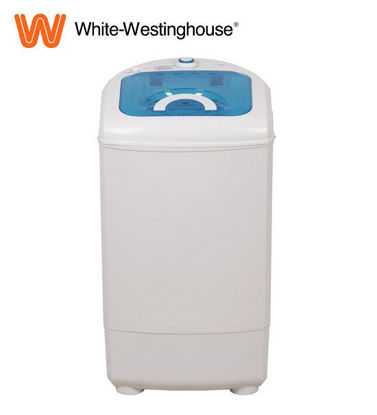 Picture of White-Westinghouse 6.5 kg. Spin Dryer, White with Blue Cover