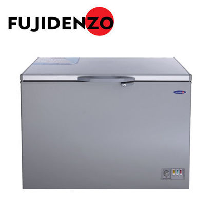 Picture of Fujidenzo FCG-110PDF SL chest type solid top with glass cover inside
