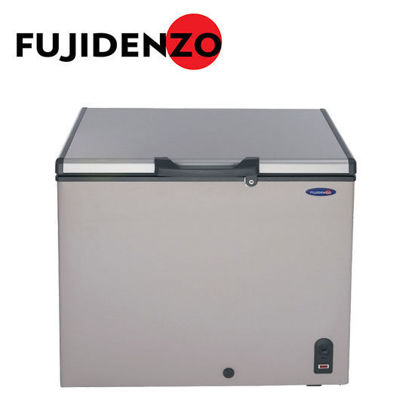 Picture of Fujidenzo FCG-70PDF SL2 chest type solid top with glass cover inside