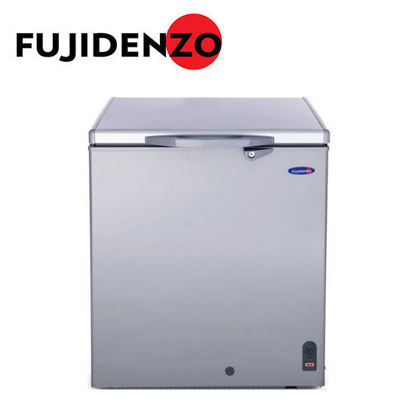 Picture of Fujidenzo FCG-55PDF SL2 chest type solid top with glass cover inside
