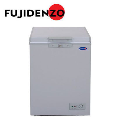 Picture of Fujidenzo FCG-40PDF SL chest type solid top with glass cover inside