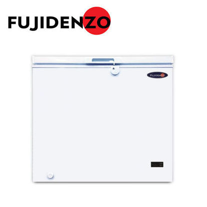 Picture of Fujidenzo FBS-970ADF SUBZERO Chest type with 70 bottles capacity  (Dual Function)