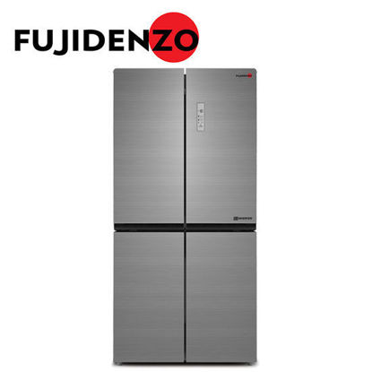 Picture of Fujidenzo IFR-19 cu.ft HD Inverter Multi-door French Refrigerator