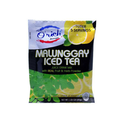 Picture of Orich Malunggay Iced Tea Juice Drink Mix