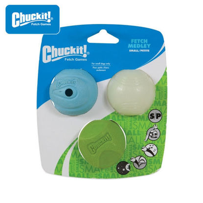 Picture of Chuckit! Fetch Medley 3-Pack