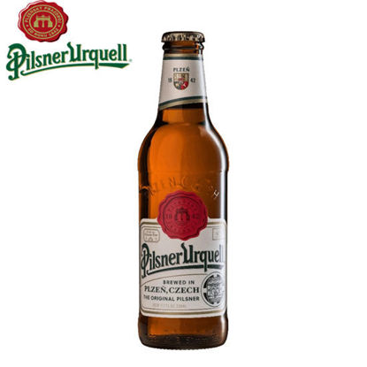 Picture of Pilsner Urquell 330ml bottle case