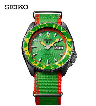 Picture of Seiko 5 Sports (Street Fighter) SRPF23K1