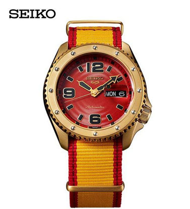 Picture of Seiko 5 Sports (Street Fighter) SRPF24K1