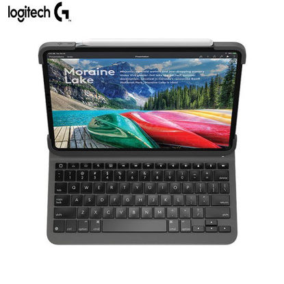 "Picture of Logitech Slim Folio Pro for iPad Pro 12.9"" (3rd and 4th Gen)"