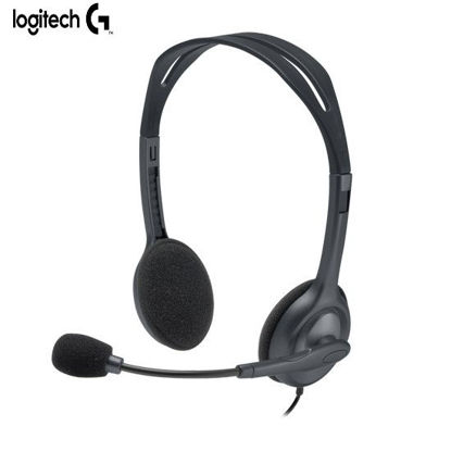 Picture of Logitech Stereo Headset H111