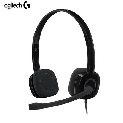 Picture of Logitech Stereo Headset H151