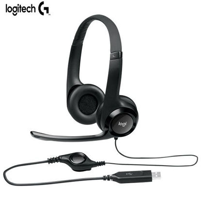 Picture of Logitech USB Headset H390