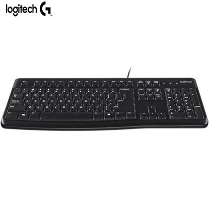 Picture of Logitech K120 USB Keyboard