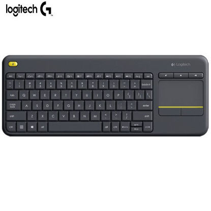 Picture of Logitech Wireless Touch Keyboard K400 Plus