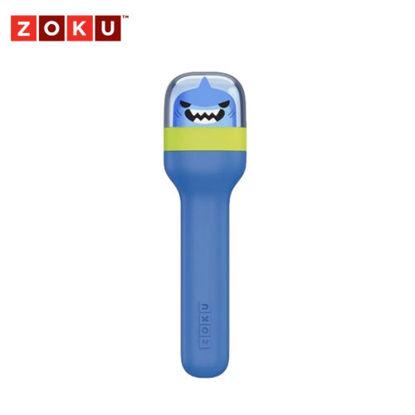 Picture of ZOKU Kids Pocket Utensil Set - Shark