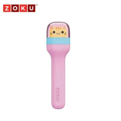 Picture of ZOKU Kids Pocket Utensil Set - Kitty
