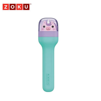 Picture of ZOKU Kids Pocket Utensil Set - Unicorn