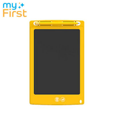 """Picture of myFirst Sketch II 10"""" Liquid Crystal Sketch Pad - Yellow"""