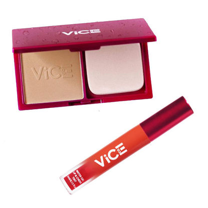 Picture of Vice Cosmetics Gandang Pulbo & Lip Tint (Kinesa & Beshie)
