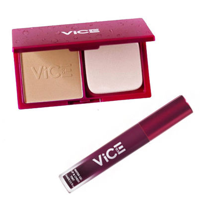 Picture of Vice Cosmetics Gandang Pulbo & Lip Tint (Shade ni Vice, F na F)
