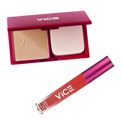 Picture of Vice Cosmetics Gandang Pulbo & Lip Tint (Moreyna & Kyondi)