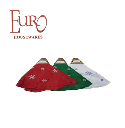 "Picture of Euro G91679T 41"" Tree Skirt"