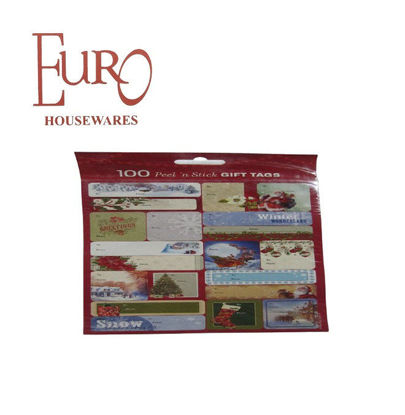 Picture of Euro 972474 Chrismas Gift Tags