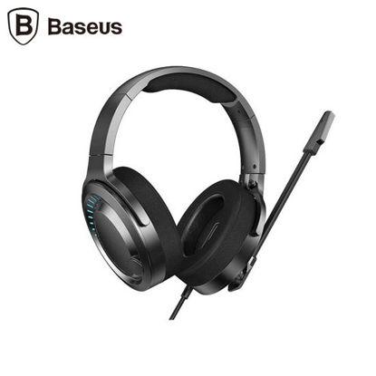 Picture of Baseus Gamo Immersive Virtual 3D Game Headphone Black