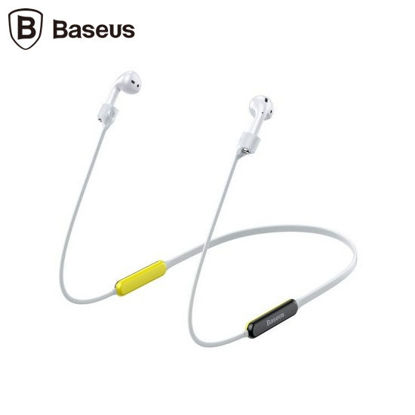Picture of Baseus Let Go Ring Sport Lanyard Sleeve Grey/Yellow