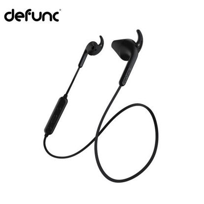 Picture of Defunc BT Earbud Basic Sport Headphone Black