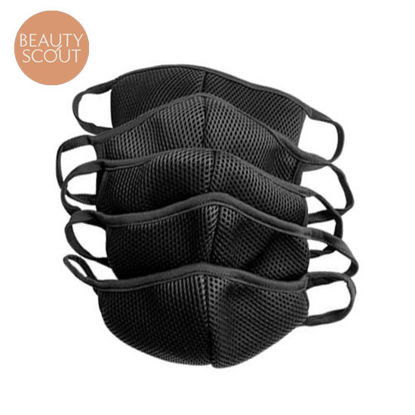 Picture of 3-Ply Waterproof Washable Face Mask (1 pack x 5pcs) (Gray)