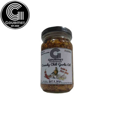 Picture of Gourmet Crunchy Chili Garlic Oil