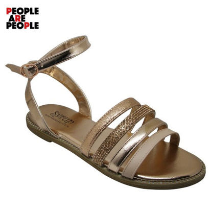 Picture of People Are People Four Strap Sandals