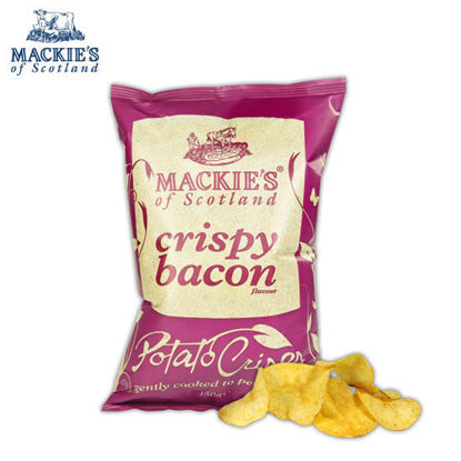 Picture of Mackie's of Scotland Crispy Bacon (150g)