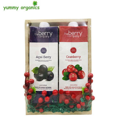 Picture of GIFT BOX # 5 Double Classic Berry Juice box - 2 liter