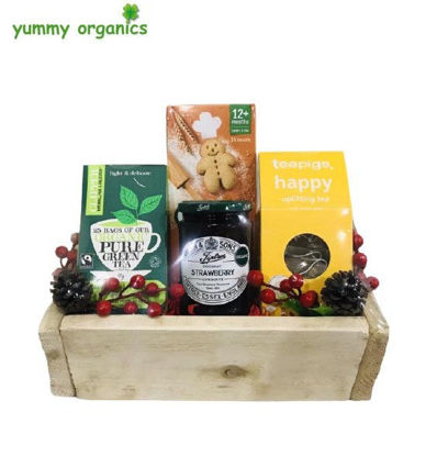 Picture of GIFT BOX # 19 All ORGANIC box