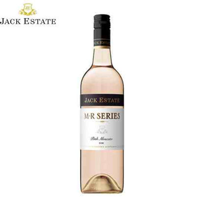 Picture of Jack Estate Australia M-R Series Sweet Wine Pink Moscato