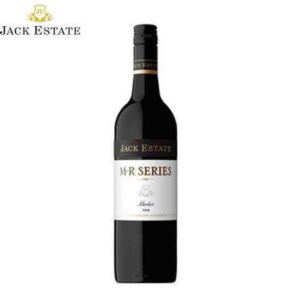 Picture of Jack Estate - Australia (M-R Series) Red Wine - Merlot