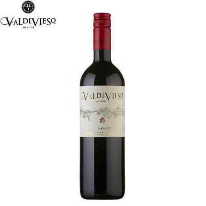 Picture of Valdivieso - Chile (Valdivieso Series) Red Wine - Merlot
