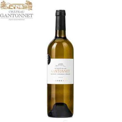 Picture of Chateau Gantonnet - France (Bordeaux) Blanc - Sauvignon Blanc Semillon