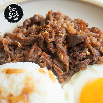 Picture of Tipsy Tapa 100% Angus Premium Beef (Garlic Classic Style) 500g