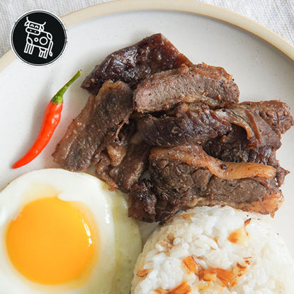 Picture of Tipsy Tapa Sundried Premium Beef Tapa 500g