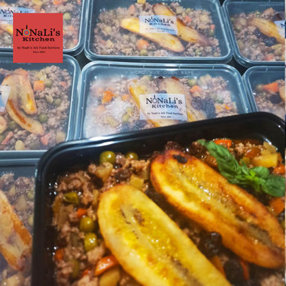 Picture of Nonali's Kitchen Arroz Ala Cubana