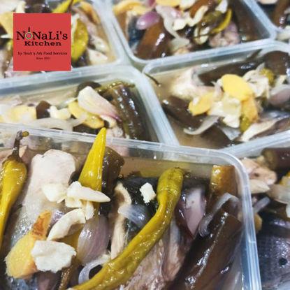 Picture of Nonali's Kitchen Paksiw na Bangus